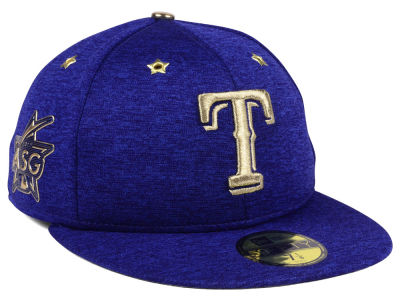 Texas Rangers New Era 2017 MLB All-Star Game Patch 59FIFTY Cap