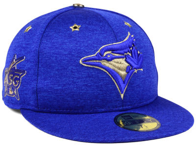 Toronto Blue Jays New Era 2017 MLB All-Star Game Patch 59FIFTY Cap