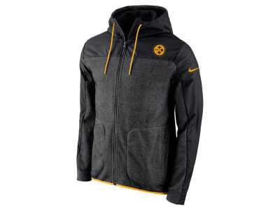 Pittsburgh Steelers Nike NFL Men's AV15 Winterized Full Zip Jacket