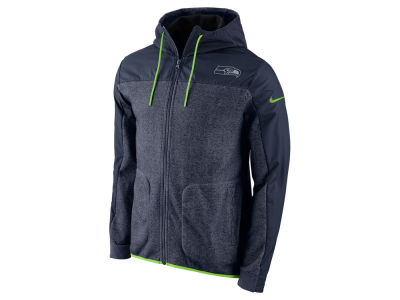 Seattle Seahawks Nike NFL Men's AV15 Winterized Full Zip Jacket