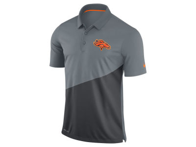 Denver Broncos Nike NFL Men's Stadium Polo