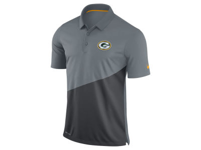Green Bay Packers Nike NFL Men's Stadium Polo