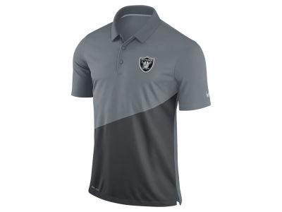 Oakland Raiders Nike NFL Men's Stadium Polo
