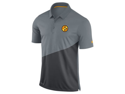 Pittsburgh Steelers Nike NFL Men's Stadium Polo