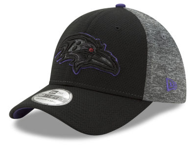 Baltimore Ravens New Era NFL Fierce Fill 39THIRTY Cap