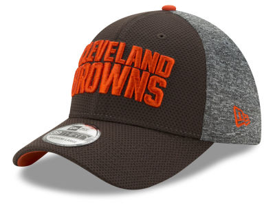 Cleveland Browns New Era NFL Fierce Fill 39THIRTY Cap