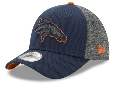 Denver Broncos New Era NFL Fierce Fill 39THIRTY Cap