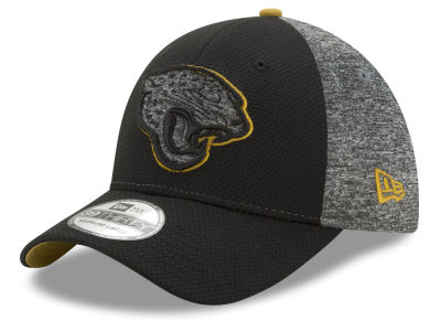 Jacksonville Jaguars New Era NFL Fierce Fill 39THIRTY Cap