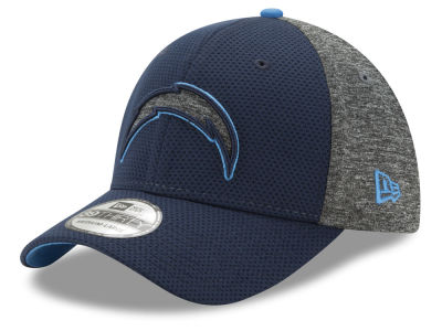 Los Angeles Chargers New Era NFL Fierce Fill 39THIRTY Cap