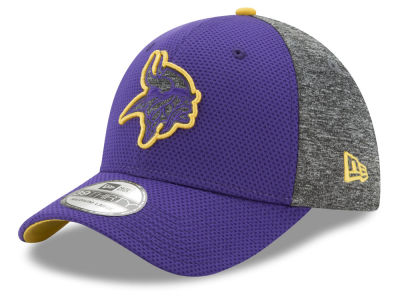 Minnesota Vikings New Era NFL Fierce Fill 39THIRTY Cap