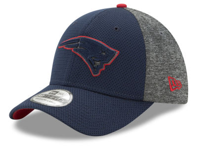 New England Patriots New Era NFL Fierce Fill 39THIRTY Cap