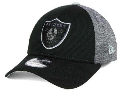 Oakland Raiders New Era NFL Fierce Fill 39THIRTY Cap
