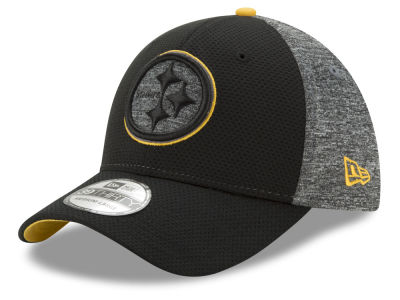 Pittsburgh Steelers New Era NFL Fierce Fill 39THIRTY Cap