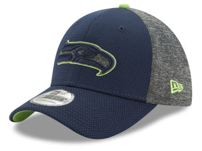Seattle Seahawks New Era NFL Fierce Fill 39THIRTY Cap