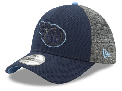 Tennessee Titans New Era NFL Fierce Fill 39THIRTY Cap