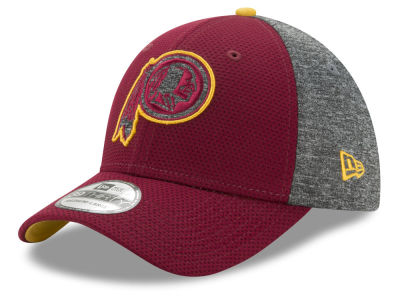 Washington Redskins New Era NFL Fierce Fill 39THIRTY Cap