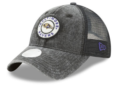 Baltimore Ravens New Era NFL Women's Perfect Patch 9TWENTY Cap