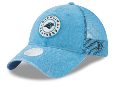 Carolina Panthers New Era NFL Women's Perfect Patch 9TWENTY Cap