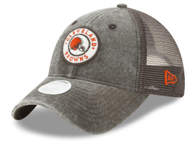 Cleveland Browns New Era NFL Women's Perfect Patch 9TWENTY Cap