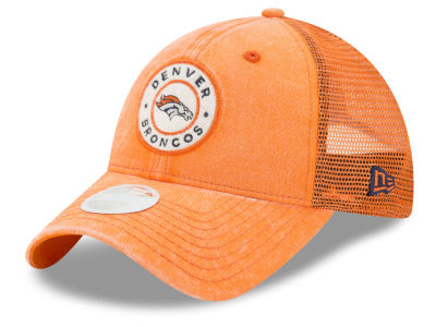 Denver Broncos New Era NFL Women's Perfect Patch 9TWENTY Cap