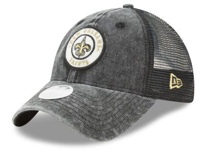 New Orleans Saints New Era NFL Women's Perfect Patch 9TWENTY Cap