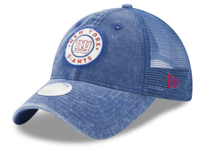 New York Giants New Era NFL Women's Perfect Patch 9TWENTY Cap