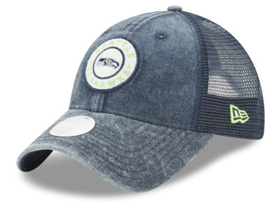 Seattle Seahawks New Era NFL Women's Perfect Patch 9TWENTY Cap