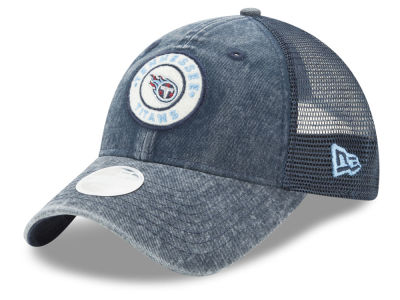 Tennessee Titans New Era NFL Women's Perfect Patch 9TWENTY Cap