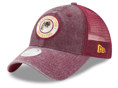 Washington Redskins New Era NFL Women's Perfect Patch 9TWENTY Cap