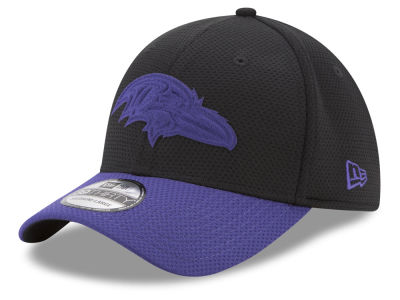 Baltimore Ravens New Era NFL Logo Surge 39THIRTY Cap