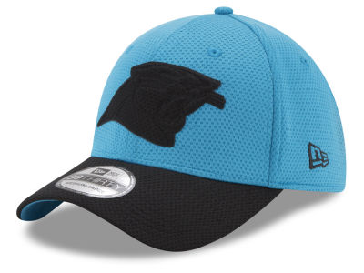 Carolina Panthers New Era NFL Logo Surge 39THIRTY Cap