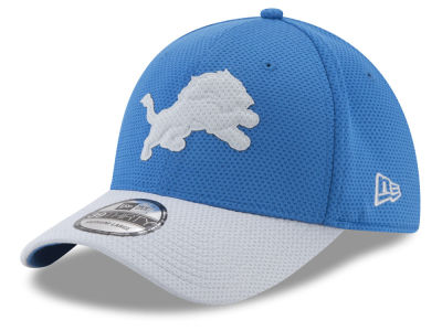 Detroit Lions New Era NFL Logo Surge 39THIRTY Cap