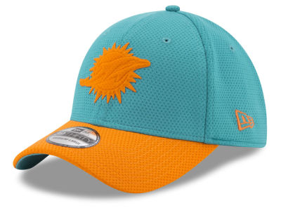 Miami Dolphins New Era NFL Logo Surge 39THIRTY Cap