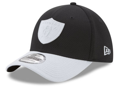 Oakland Raiders New Era NFL Logo Surge 39THIRTY Cap