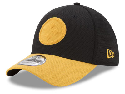 Pittsburgh Steelers New Era NFL Logo Surge 39THIRTY Cap