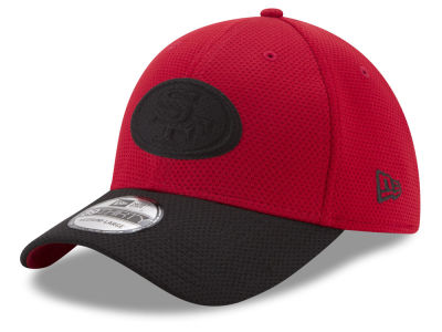 San Francisco 49ers New Era NFL Logo Surge 39THIRTY Cap