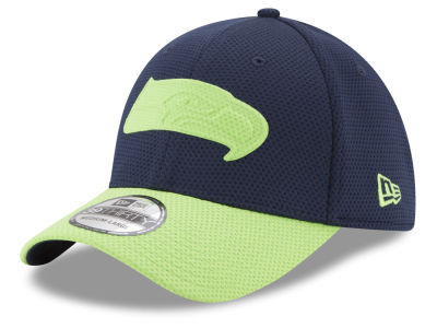 Seattle Seahawks NFL Logo Surge 39THIRTY Cap