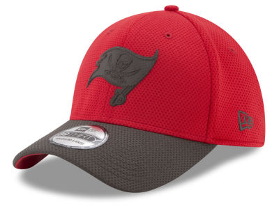 Tampa Bay Buccaneers New Era NFL Logo Surge 39THIRTY Cap