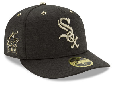 Chicago White Sox New Era 2017 MLB All-Star Game Patch Low Profile 59FIFTY Cap