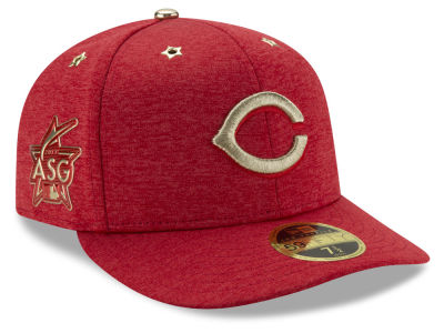 Cincinnati Reds New Era 2017 MLB All-Star Game Patch Low Profile 59FIFTY Cap