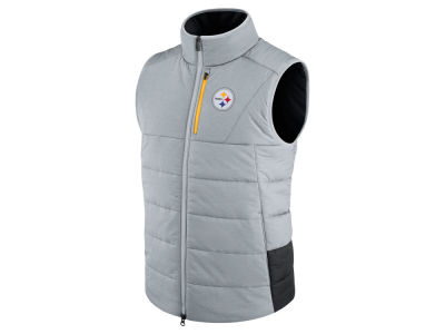 Pittsburgh Steelers Nike NFL Men's Sideline Vest