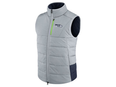 Seattle Seahawks Nike NFL Men's Sideline Vest