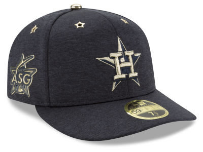 Houston Astros New Era 2017 MLB All-Star Game Patch Low Profile 59FIFTY Cap
