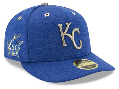 Kansas City Royals New Era 2017 MLB All-Star Game Patch Low Profile 59FIFTY Cap