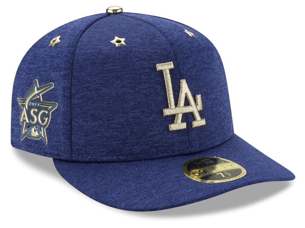 san francisco 749ea 926da new zealand spain los angeles dodgers new era 2017 mlb all star game patch low  profile