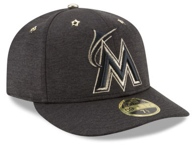 Miami Marlins New Era 2017 MLB All-Star Game Patch Low Profile 59FIFTY Cap