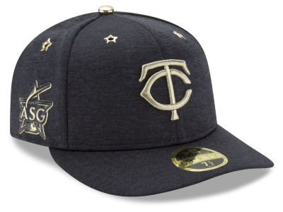 Minnesota Twins New Era 2017 MLB All-Star Game Patch Low Profile 59FIFTY Cap