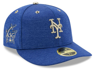 New York Mets New Era 2017 MLB All-Star Game Patch Low Profile 59FIFTY Cap