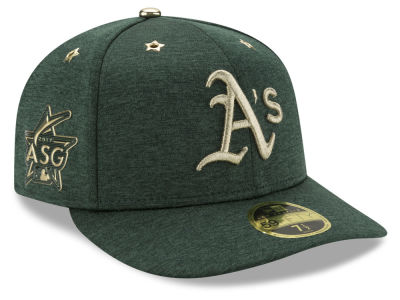 Oakland Athletics New Era 2017 MLB All-Star Game Patch Low Profile 59FIFTY Cap