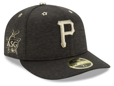Pittsburgh Pirates New Era 2017 MLB All-Star Game Patch Low Profile 59FIFTY Cap